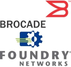 FCX-2XG Brocade Foundry 24x RJ45, 10/100/1000 Mbps, 4000g